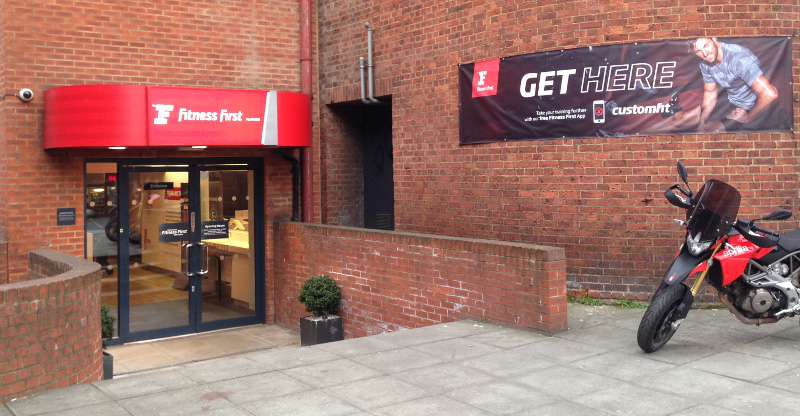 Fitness First Streatham Hill
