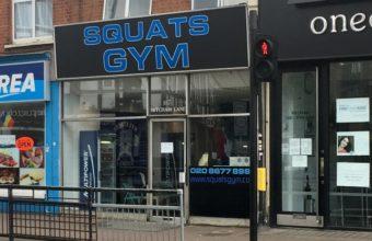 Squats Gym - Mitcham Lane Streatham