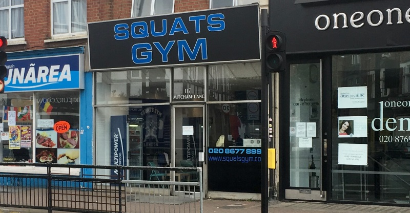 Squats Gym - Mitcham Lane Streatham