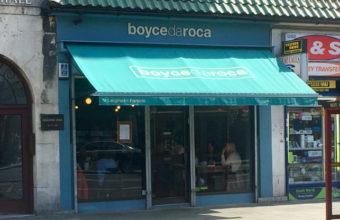 Boyce Da Roca Streatham Shopfront