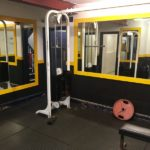 Inside Squats Gym: Cable machine