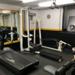 Inside Squats Gym: Treadmill and cable machines