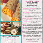 El Chico's Streatham Brunch Menu
