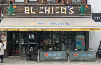 El Chico's Streatham Hill (Shop Front)