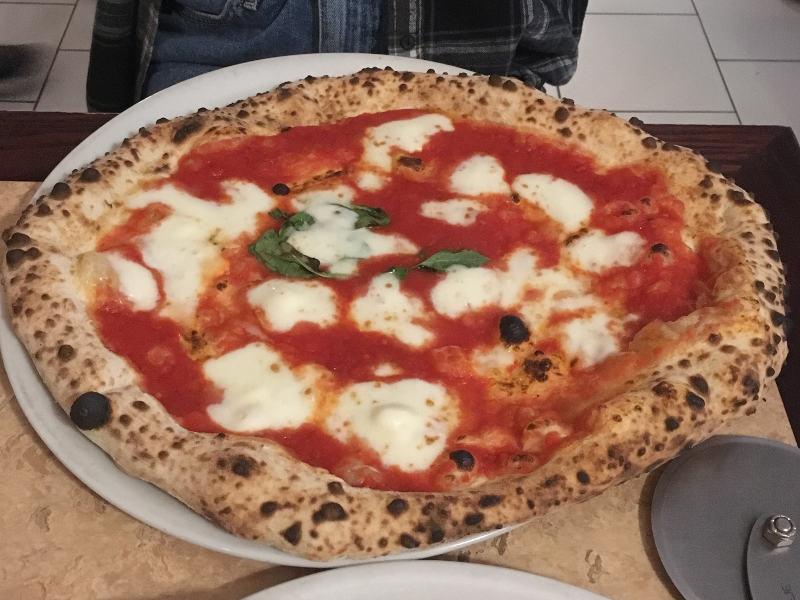 Margherita Pizza from Azzurri Pizzeria Streatham Hill