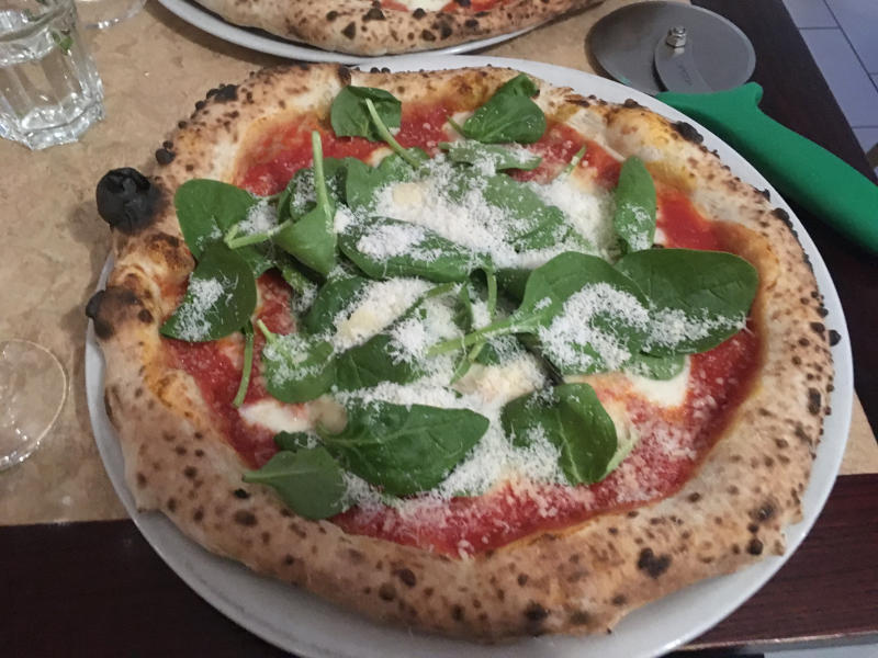 Verde Pizza from Azzurri Pizzeria Streatham Hill